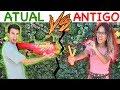 BRINQUEDOS ATUAIS VS BRINQUEDOS DE ANTIGAMENTE! - KIDS FUN