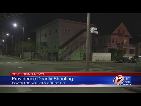 Woonsocket Man Shot, Killed in Providence