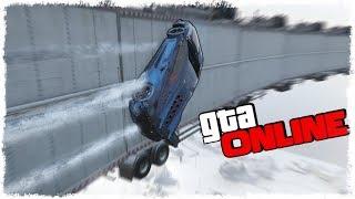 СНЕЖНОЕ ИСПЫТАНИЕ В GTA ONLINE!!!
