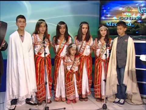 la-chorale-de-houra-sur-tv-4-tamazighth