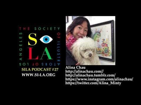 Alina Chau on How to Become An independent Artist Part I-An Interview