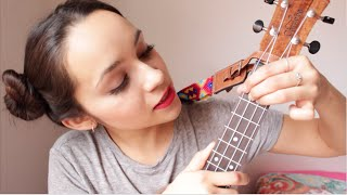 Lykke Li - Little bit (TUTORIAL UKULELE)