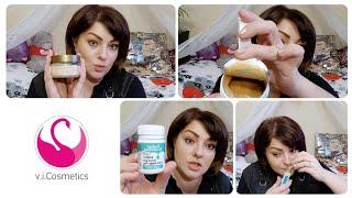 v i Cosmetics КОСМЕТИКА НОВОГО ПОКОЛЕНИЯ натуральный уход от ви косметик