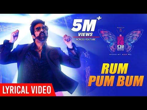 Rum Pum Bum Lyrical Video - Disco Raja - Ravi Teja   Bappi Lahiri   VI Anand   Thaman S