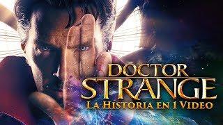 Dr Strange I La Historia en 1 Video