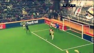 4 Büyüklerin Salon Turnuvası Galatasaray Fenerbahçe 6-5 Maçın tamamı