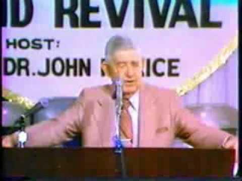 Pastor John R. Rice The Christian Home