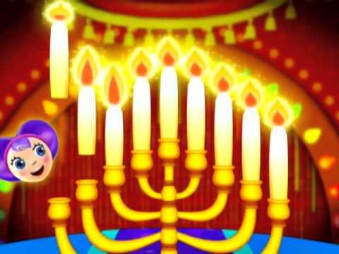Special Agent Oso   Hanukkah   Official Music Video   Disney Junior