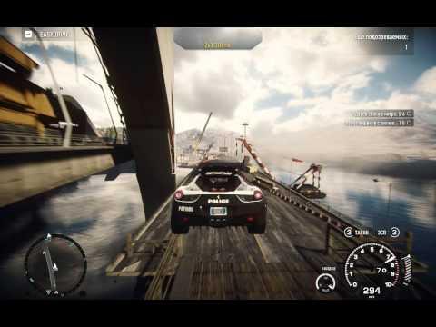 Need for Speed Rivals - Ferrari 458 Italia - Police pursuit - Gameplay