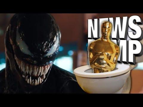VENOM - The Oscar Award Winning Movie?! - News Dump