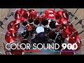 PAISTE CYMBALS - Aquiles Priester's new Color Sound 900 Cymbal Set (English)