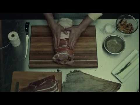 Hannibal Roasts a leg in Clay