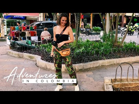 Come With Case | Hello Colombia!