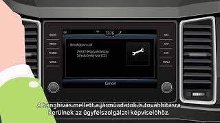 02 Breakdown Call Automatic Accident Notification SUB