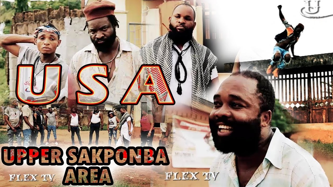 Download U S A (UPPER SOKPONBA AREA) TRAILER #1 - LATEST NOLLYWOOD MOVIES 2019