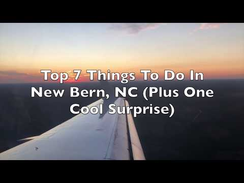 Day Trip to New Bern, North Carolina