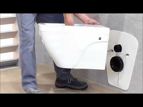 How To Install A Wall Hung Bowl Doovi