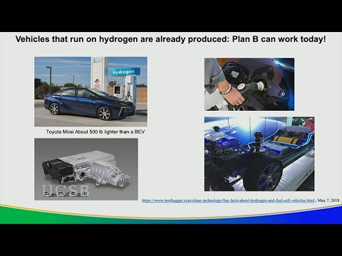 Transitioning To A Hydrogen Energy Economy