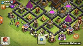 Odc 2 z clash of clans