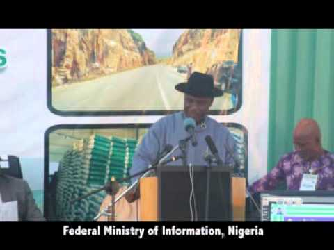 Ministerial Platform 2013: Presentation by the Min. of Niger-Delta Affairs, Godsday Orubebe