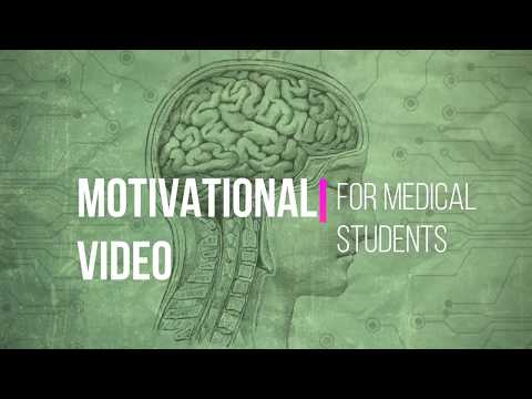 A Must Watch Motivational Video For Medical Students.