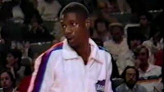 Derek Smith (21pts) vs. Celtics (1984)