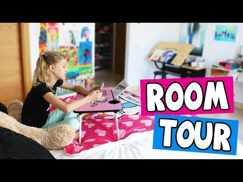 Karina's Room Tour