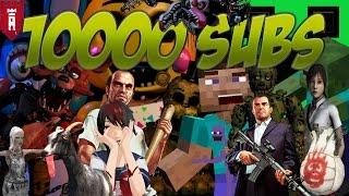 Especial 10000 Suores | Tag del Gamer |