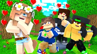 MY LITTLE SISTER HAS A NEW CRUSH?! Fame High EP15 (Minecraft Roleplay)