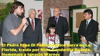 EL CAMINO DE BELGRANO Ignacio WARNES por Nino Gandarilla Guarda 1º parte