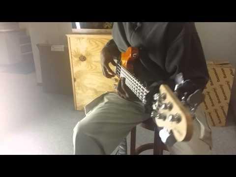 Rickey Hawkins grooving