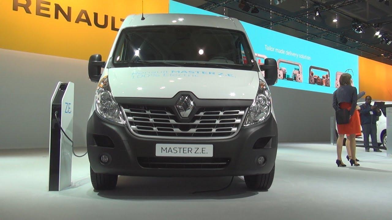 Renault Master Spojtrak Lorry Truck 2019 Exterior And Interior By Hirudov