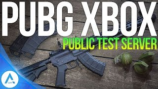 PUBG Xbox: PTS Returns - Test Out New Weapons, Vehicles & Bug Fixes Before The Next Update!