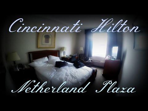 Cincinnati Hilton Netherland Plaza