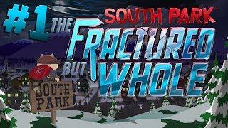 ПОЛНОЕ ПРОХОЖДЕНИЕ ● South Park: The Fractured But Whole #1