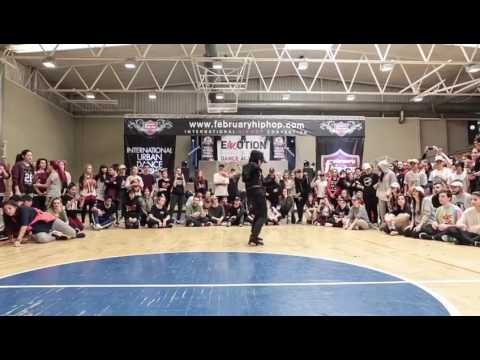 React - Eric Sermon   Ysabelle Capitule Choreography   Leon, Spain