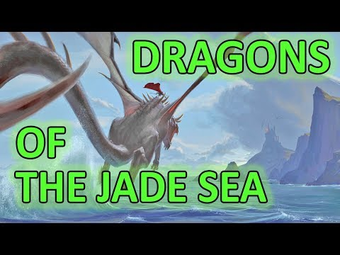 Dragons And Mazes Of The Jade Sea | Game Of Thrones/ASoIaF Theories