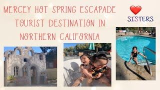 MERCEY HOT SPRING CAMPING TRIP( PART TWO) # FAMOUS HOT SPRING IN CALIFORNIA