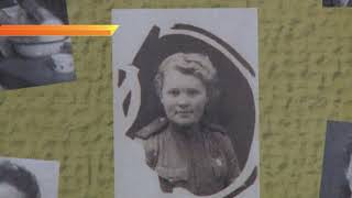 75 лет Победы: участник Великой Отечественной войны Зоя Кучеренко (Эфкате Сочи)