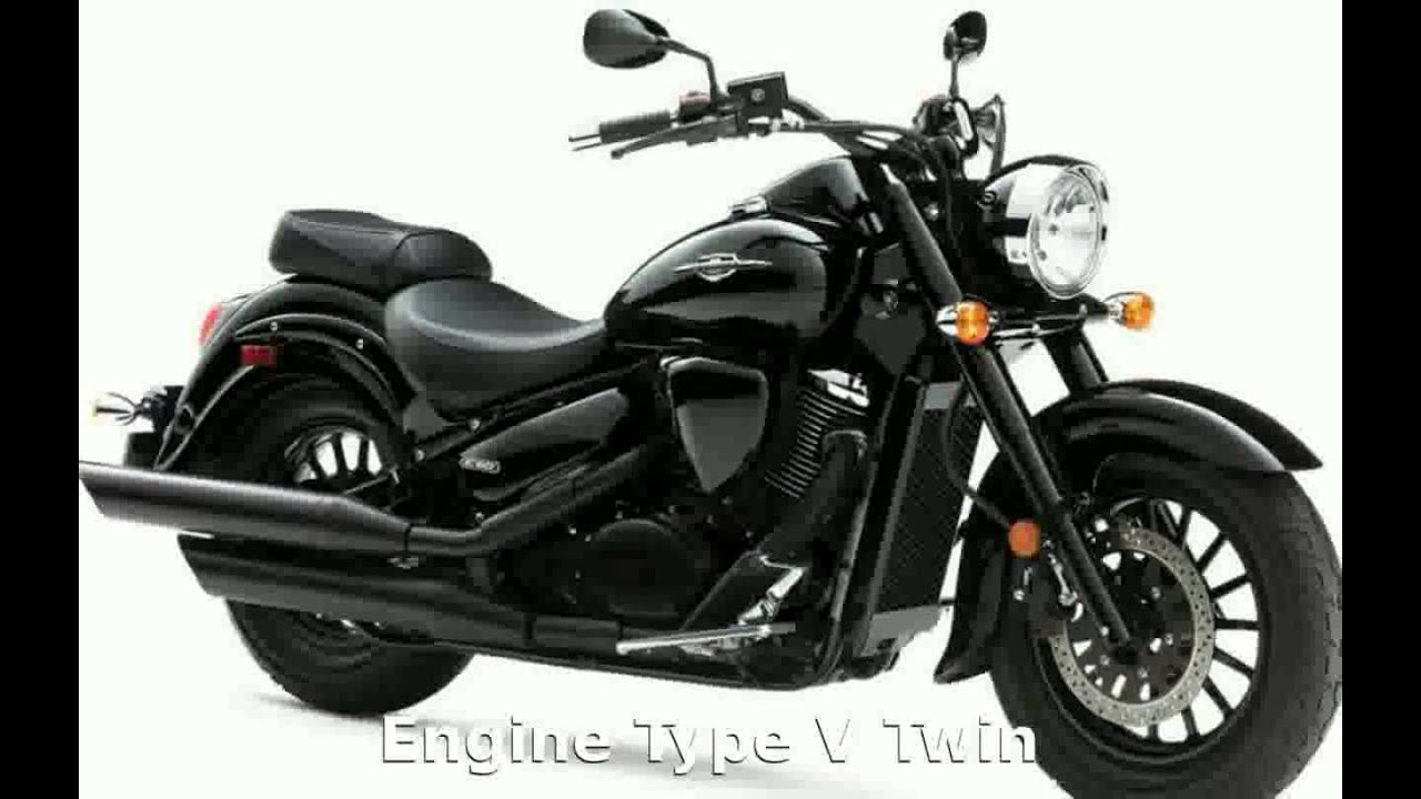 2008 Suzuki Boulevard C50 Limited Edition Specification Youtube