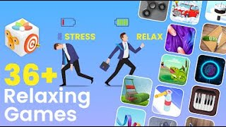 AntiStress Anxiety Relief Game - Gameplay IOS & Android screenshot 4