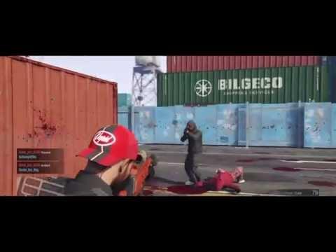 GTA 5 ONLINE:  SMGS -