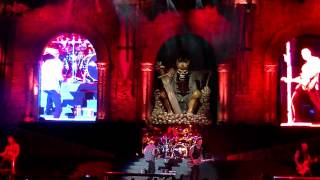 "AVENGED SEVENFOLD - THIS MEANS WAR - ""LIVE"" ROCKSTAR MAYHEM 7-5-2014 SAN BERNARDINO CA"