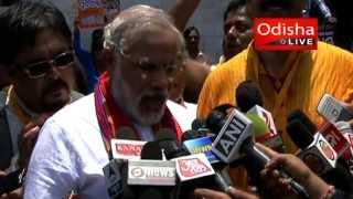 Narendra Modi | Odia Speech | Puri | Odisha Visit 2013