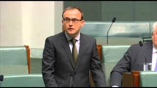 Adam Bandt reflects on Gough Whitlam