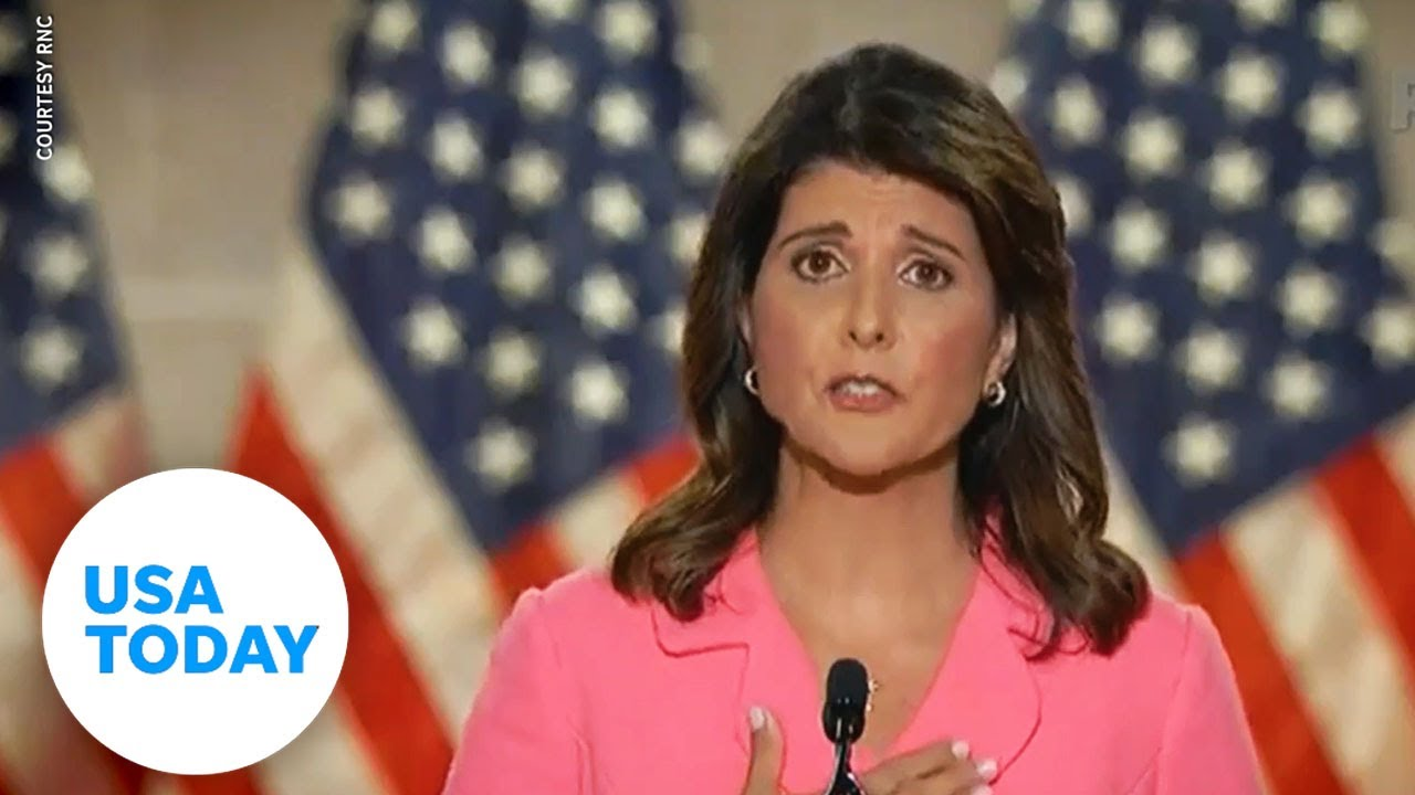 Nikki Haley calls out Democrats' 'cancel culture' at RNC | USA TODAY - USA TODAY