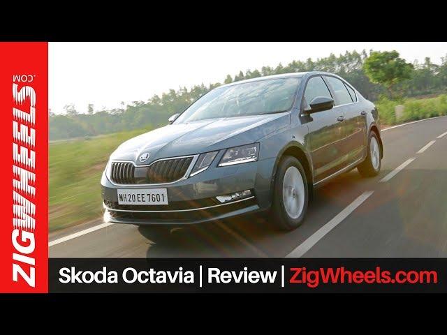 Skoda Octavia   Review   ZigWheels.com