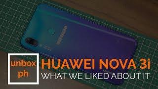 Huawei Nova 3i: 5 Things We Liked About It (Taglish)