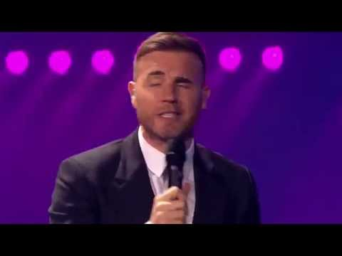 Gary Barlow - Candy (Live) Song by Robbie & Gary