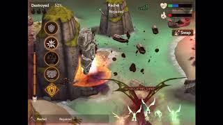 War Dragons: Odin vs Blaze (Defended War Run)